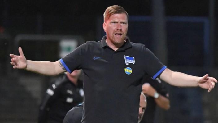 Fussball Herren Regionalliga Nordost Saison 2019 2020 8 Spieltag vorgezogen Hertha BSC II; imago42081151h