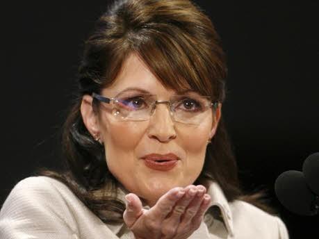 Wenn Männer wählen, Wen interessiert sexy?  Sarah Palin