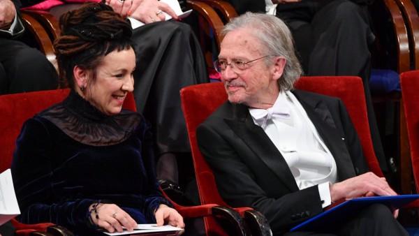 Literaturnobelpreis 2019: Olga Tokarczuk und Peter Handke