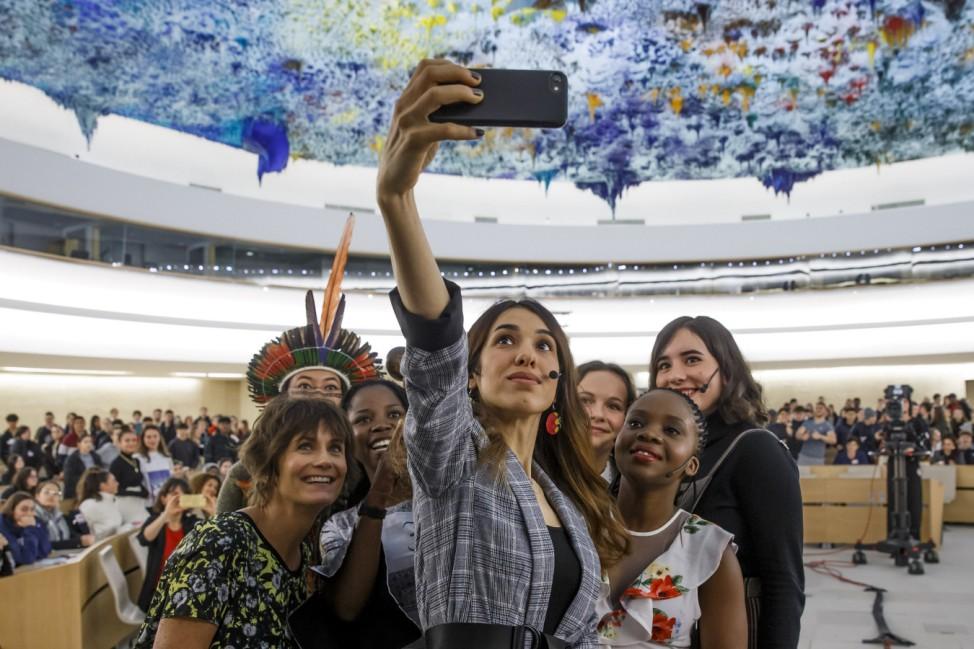 Young Activists Summit 2019 in der Schweiz