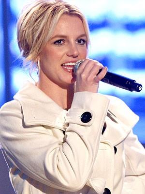 Wenn Männer wählen, Wen interessiert sexy? Britney Spears
