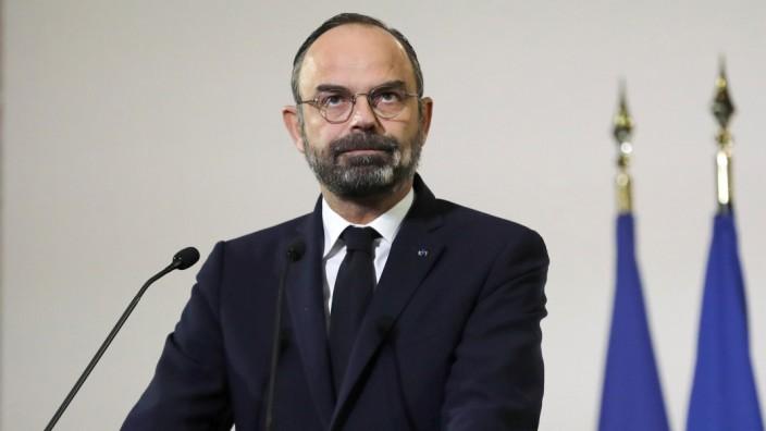 Frankreich Premier Philippe