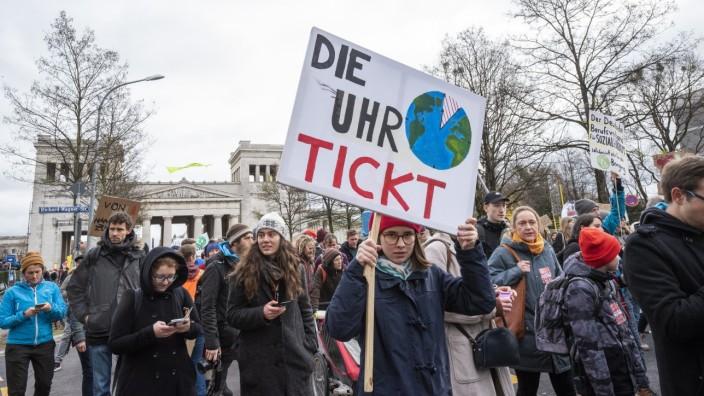 "Klimademonstration ""Fridays for Future"" in München, 2019"