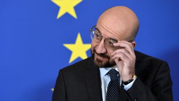 Europäische Union: EU-Ratschef Charles Michel