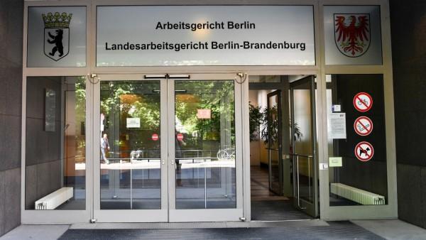 Landesarbeitsgericht Berlin-Brandenburg