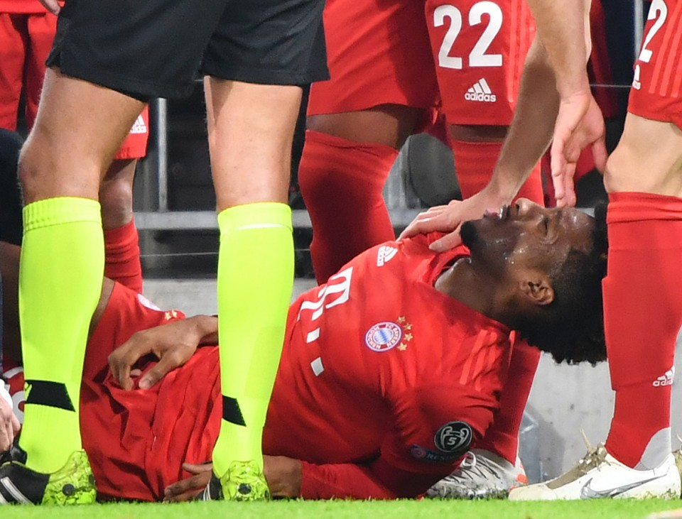 FC Bayern München - Tottenham Hotspur