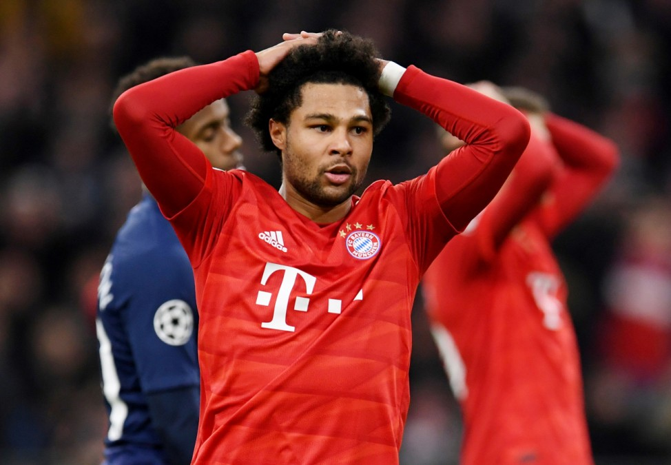 Champions League - Group B - Bayern Munich v Tottenham Hotspur