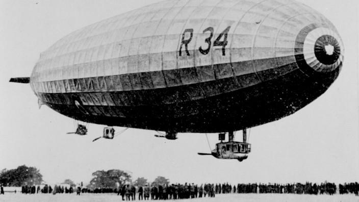 """DIe Ausstellung """"100 Jahre Zeppelin"""" im Zeppelinmuseum in Friedrichshafen"""