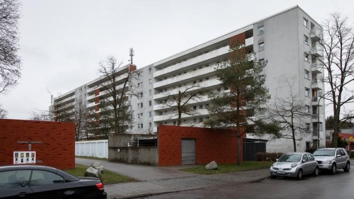 Beziehungsstreit in München im Hasenbergl: Junge Frau getötet