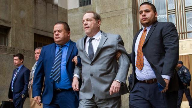 New bail hearing for Harvey Weinstein