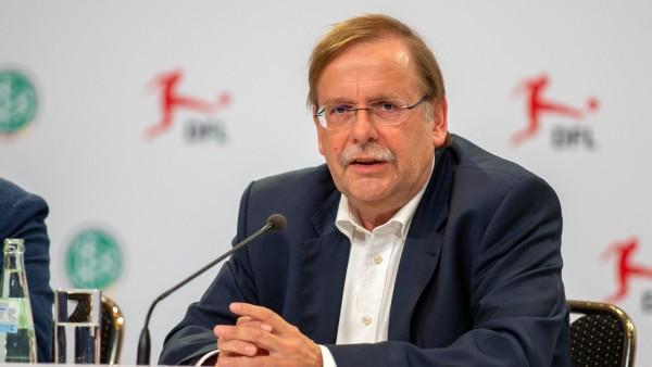 DFB-Vize Rainer Koch