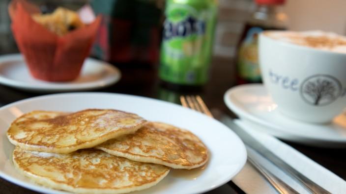 Frühstück im Treemans in der Dachauer Straße 69
