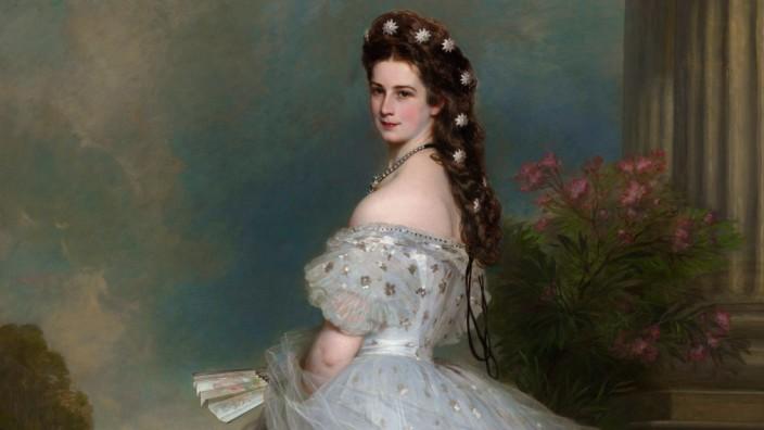 Elisabeth von Österreich-Ungarn (Sissi), 1865