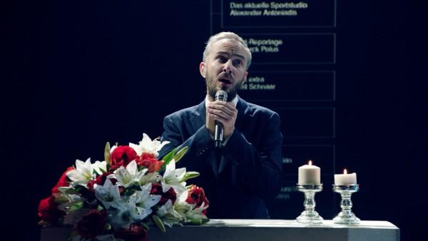 Böhmermann singt sich durch Finale von 'Neo Magazin Royale'