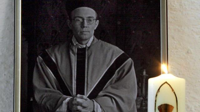 Gedenkgottesdienst für Priesterweihe im KZ