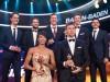 Sportler des Jahres 2019: Malaika Mihambo, Niklas Kaul und das deutsche Skisprung-Team