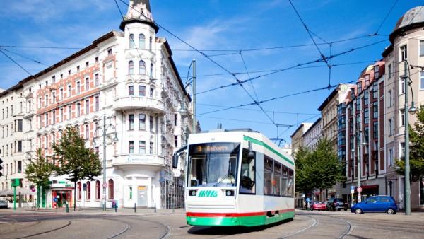 MVB Straßenbahn