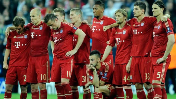 Bayern Chelsea 2012