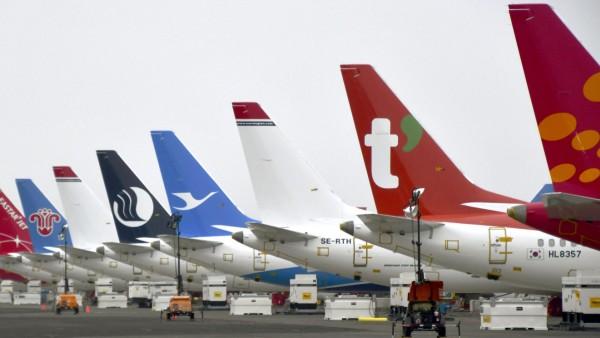 Produktionsstopp der Boeing 737-Max