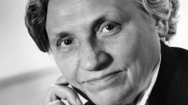 100 Jahre Arbeiterwohlfahrt: Die Sozialdemokratin und Frauenrechtlerin Marie Juchacz gründete die AWO am 13. Dezember 1919.
