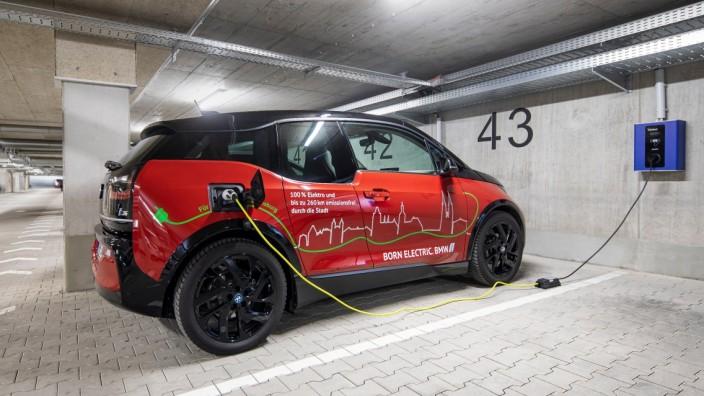 E-Mobilität Projekt Regensburg