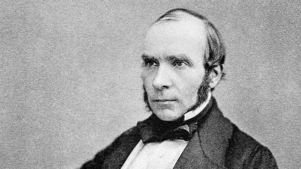 John Snow 1856 (publiziert 1887 in Asclepiad. Band 4)