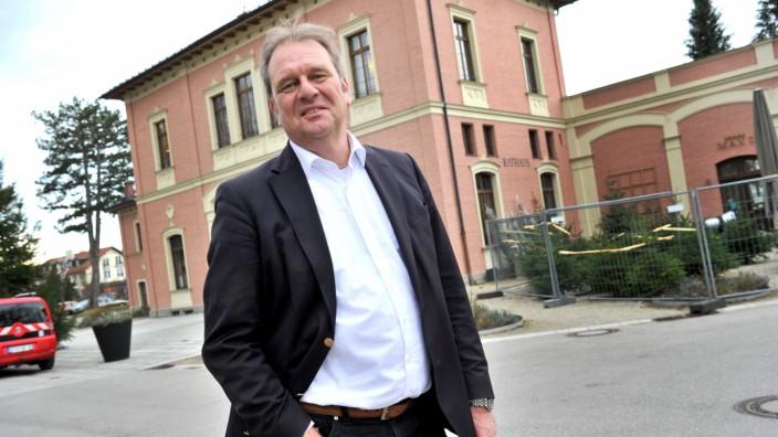 Feldafing: BM Bernhard Sontheim
