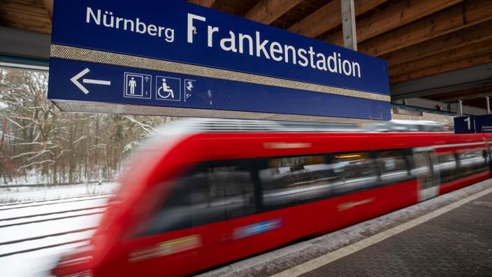 Prozess um tödlichen Streit an S-Bahnhof in Nürnberg