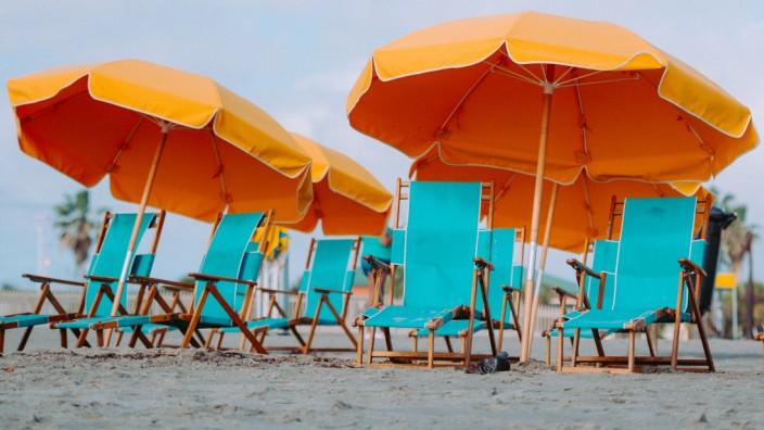 Urlaub Reise 2020 Vorsätze Badeurlaub Strand Meer