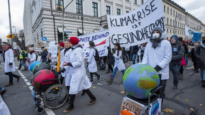 "Klimademonstration ""Fridays for Future"" in München, 2019"