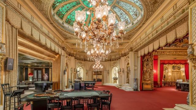Interior Photography of the Casino Baden-Baden