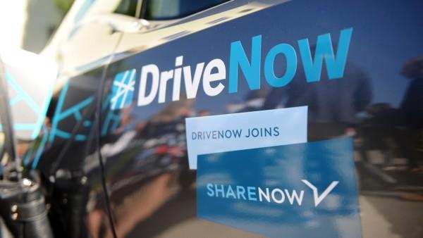 "Fahrzeug des Carsharing-Anbieters ""ShareNow"", 2019"