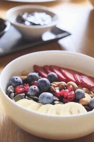 Louis Grillroom Frühstück