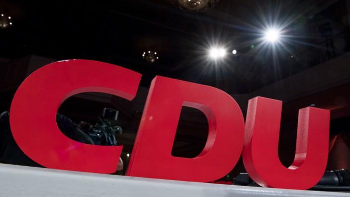 Treffen der CDU-Kreisvorsitzenden zum Fall Möritz
