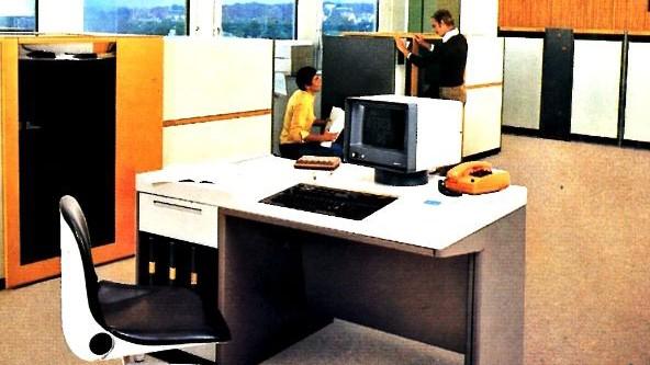 Siemens BS2000 Mainframe