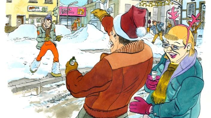 Weihnachtsheimkehrer