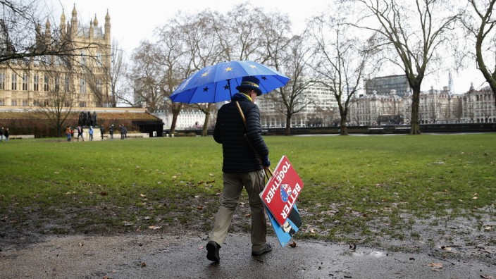 Anti-Brexit Movement Loses Steam As Withdrawal Bill Seems Sure To Pass