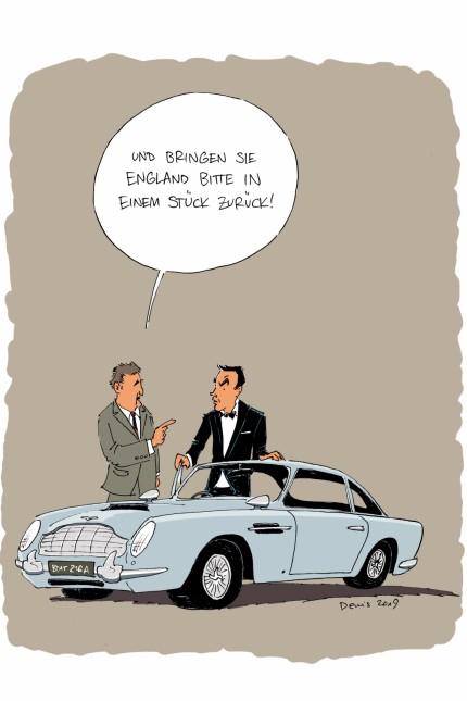 Denis Metz Karikatur für Samstag ET 21.12.2019