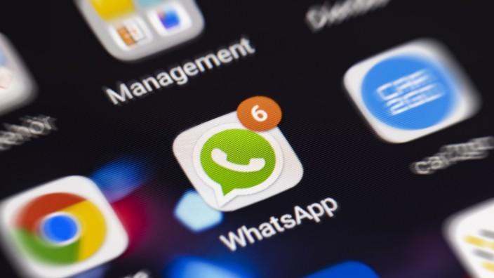 Einige Funktionen von Facebook-Apps verletzen dem Münchner Landgericht zufolge Patente des Smartphone-Pioniers Blackberr
