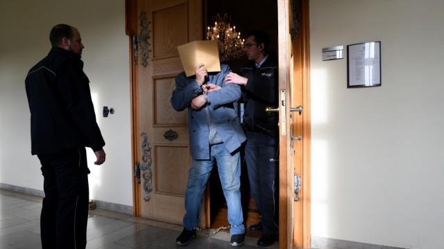 Urteil in Dreifachmord-Prozess