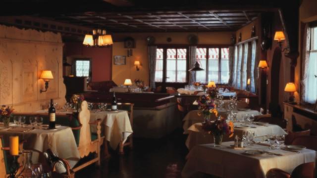 Hotel Klosters Graubünden Schweiz Chesa Grischuna