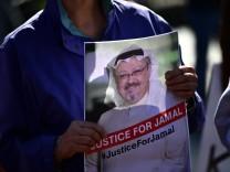 Neue Details: Täter im Fall Khashoggi wohl in den USA ausgebildet