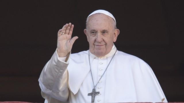 Papst Franziskus Weihnachtspredigt