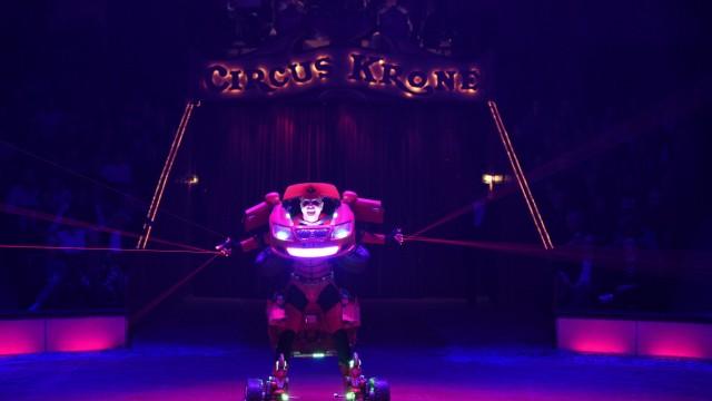 Circus Krone Winterprogramm