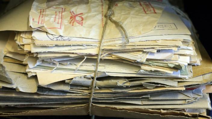 Stasi-Unterlagen