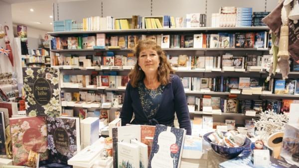 Grünwald, Silvia Horn von der gleichnamigen Buchhandlung hört zum Jahresende auf