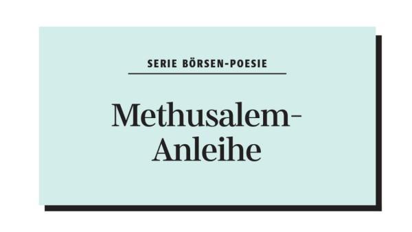 Methusalem-Anleihe 28.12.
