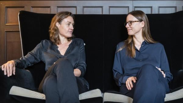 interview Katja Kraus und Katrin Suder