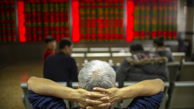 Finanzmärkte in