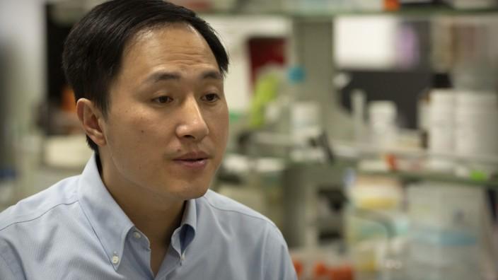 Genetisch veränderte Babys in China